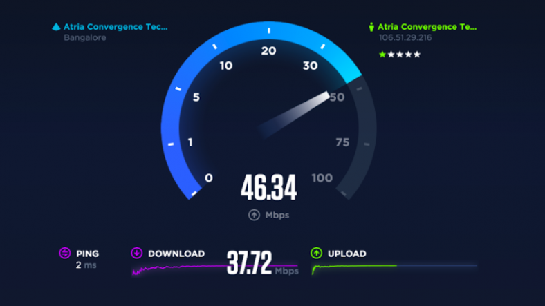 TNEXT | Linux speed test测速软件