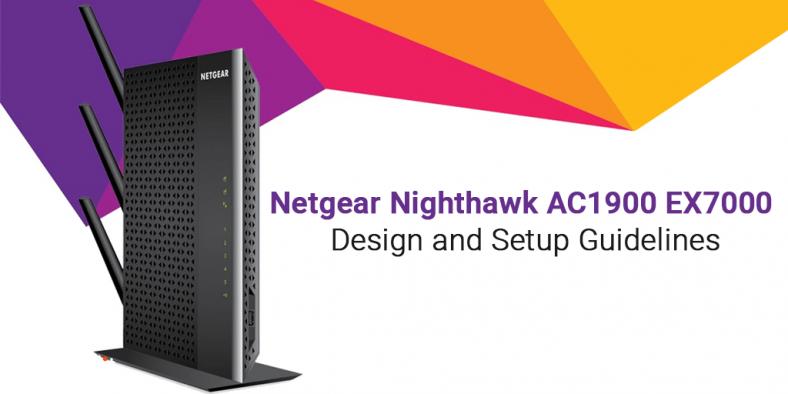 Netgear ex7000设置为AP