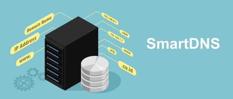 TNEXT | SmartDNS